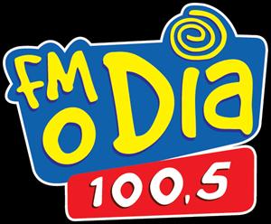 Fm O Dia Logo ,Logo , icon , SVG Fm O Dia Logo