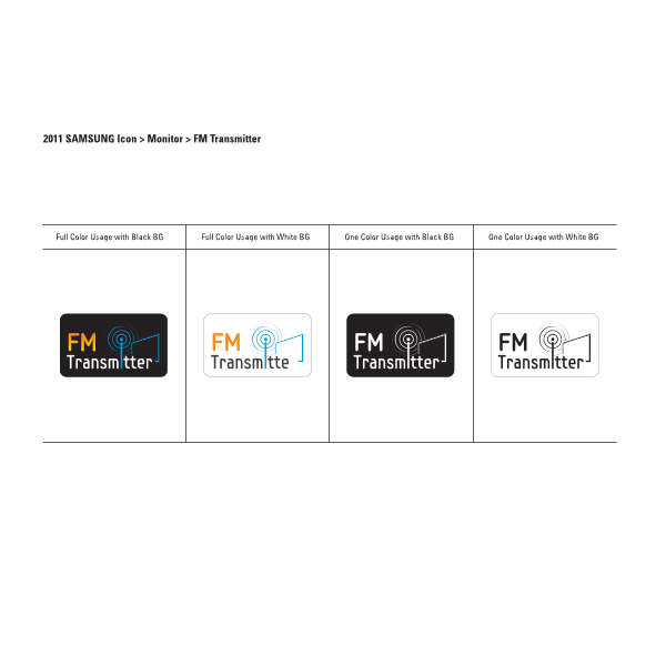 FM Transmitter Logo ,Logo , icon , SVG FM Transmitter Logo