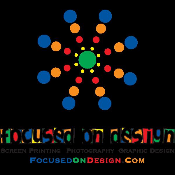 Focused On Design, Dots Logo ,Logo , icon , SVG Focused On Design, Dots Logo