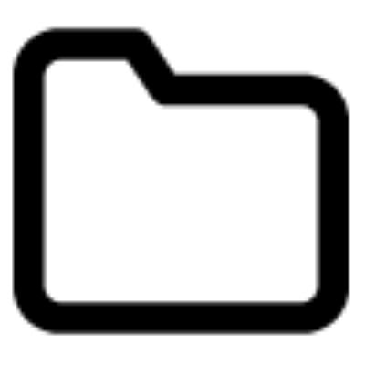 folder ,Logo , icon , SVG folder