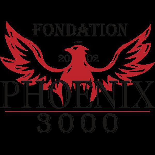 Fondation PHOENIX 3000 Logo ,Logo , icon , SVG Fondation PHOENIX 3000 Logo