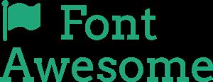 Font Awesome Logo ,Logo , icon , SVG Font Awesome Logo