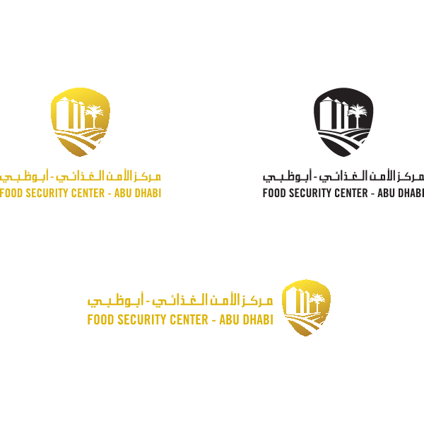 Food Security Center – Abu Dhabi Logo ,Logo , icon , SVG Food Security Center – Abu Dhabi Logo