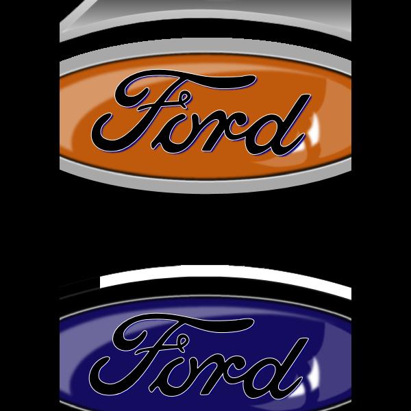 Ford 3d Logo ,Logo , icon , SVG Ford 3d Logo