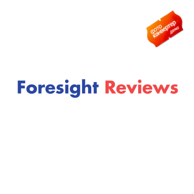 Foresight Review AI ,Logo , icon , SVG Foresight Review AI