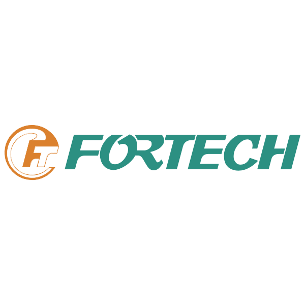 Fortech ,Logo , icon , SVG Fortech