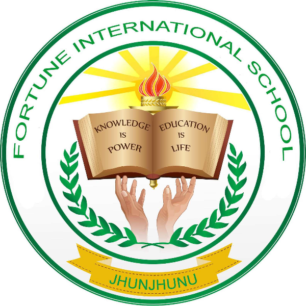 Fortune International School Jhunjhunu Logo ,Logo , icon , SVG Fortune International School Jhunjhunu Logo