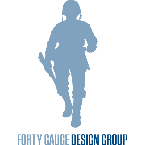 Forty Gauge Design Group Logo