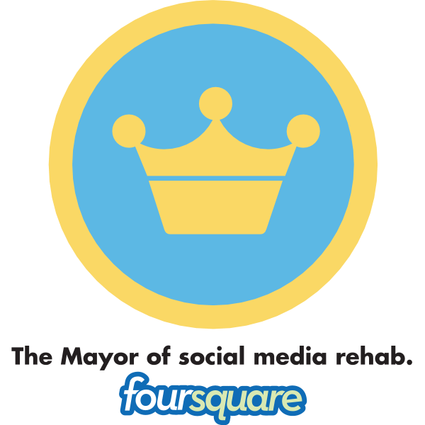 Foursquare Mayor Logo ,Logo , icon , SVG Foursquare Mayor Logo
