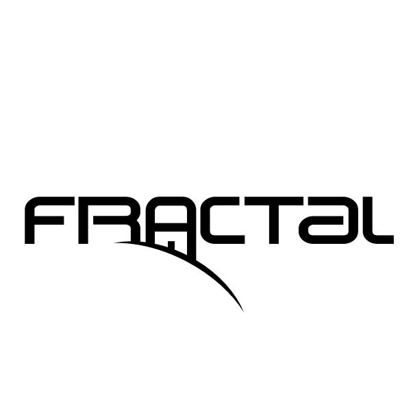 Fractal Logo ,Logo , icon , SVG Fractal Logo