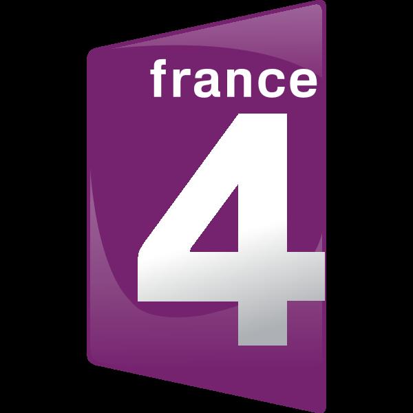 France 4 Logo ,Logo , icon , SVG France 4 Logo