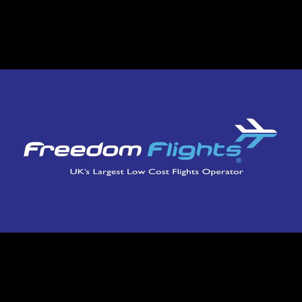 Freedom Flights Logo ,Logo , icon , SVG Freedom Flights Logo