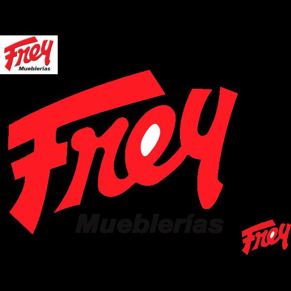 frey mueblerias Logo ,Logo , icon , SVG frey mueblerias Logo