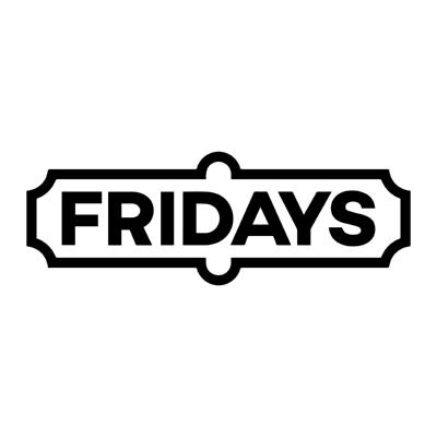 Fridays new logo ,Logo , icon , SVG Fridays new logo