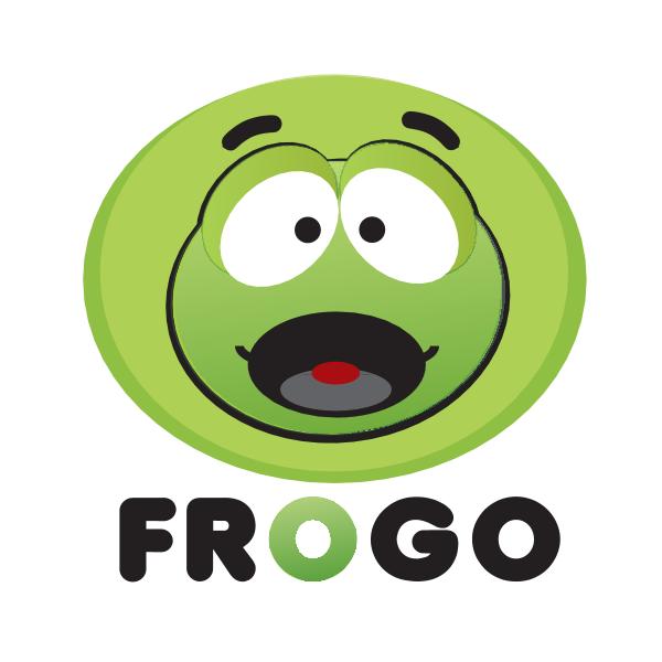 FROGO Logo ,Logo , icon , SVG FROGO Logo