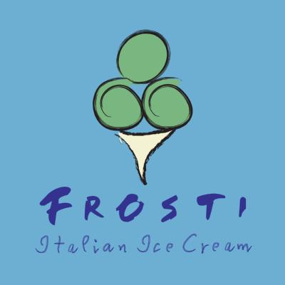 Frosti ,Logo , icon , SVG Frosti