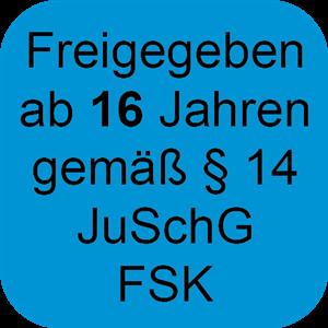 FSK 16 – Freiwillige Selbstkontrolle Logo ,Logo , icon , SVG FSK 16 – Freiwillige Selbstkontrolle Logo