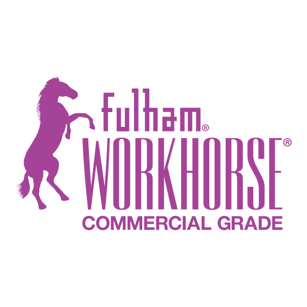 Fulham® WorkHorse® Commercial Grade Logo ,Logo , icon , SVG Fulham® WorkHorse® Commercial Grade Logo