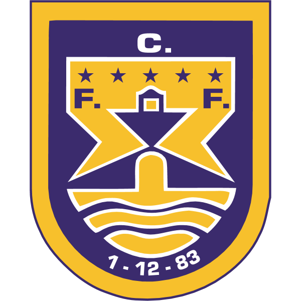 Futebol Clube de Ferreiras Logo ,Logo , icon , SVG Futebol Clube de Ferreiras Logo