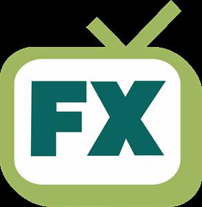 FX TV Logo ,Logo , icon , SVG FX TV Logo