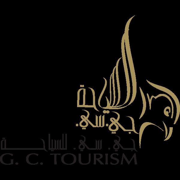 شعار جي سي للسياحة ,Logo , icon , SVG شعار جي سي للسياحة