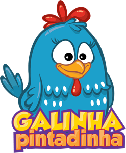 Galinha Pintadinha Logo ,Logo , icon , SVG Galinha Pintadinha Logo
