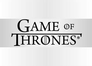 Game of Thrones Logo ,Logo , icon , SVG Game of Thrones Logo