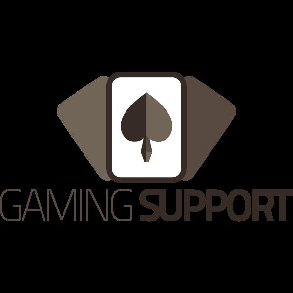 Gaming Support Logo ,Logo , icon , SVG Gaming Support Logo