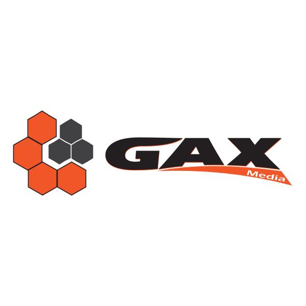 GAX Media Logo ,Logo , icon , SVG GAX Media Logo