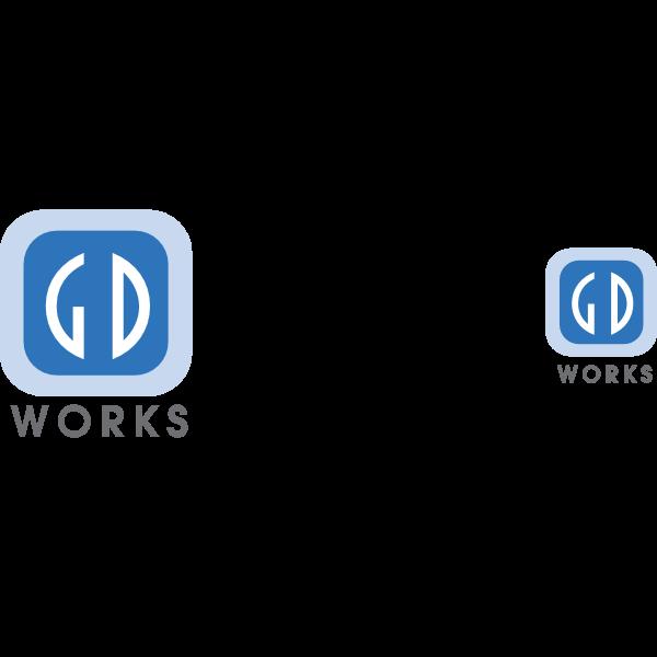 GD works Logo ,Logo , icon , SVG GD works Logo