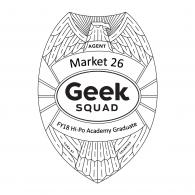 Geek Logo ,Logo , icon , SVG Geek Logo
