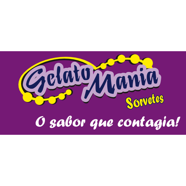 Gelato Mania Logo ,Logo , icon , SVG Gelato Mania Logo
