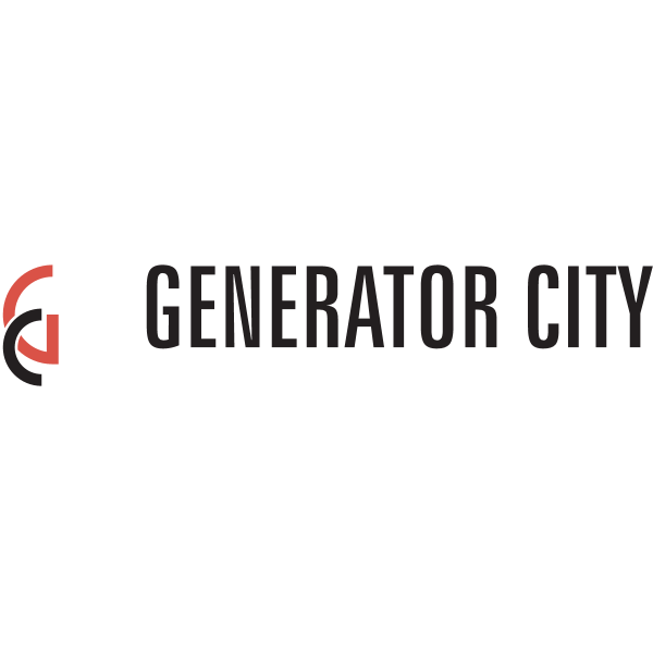Generator City Logo ,Logo , icon , SVG Generator City Logo