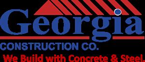 GEORGIA CONSTRUCTION Logo ,Logo , icon , SVG GEORGIA CONSTRUCTION Logo