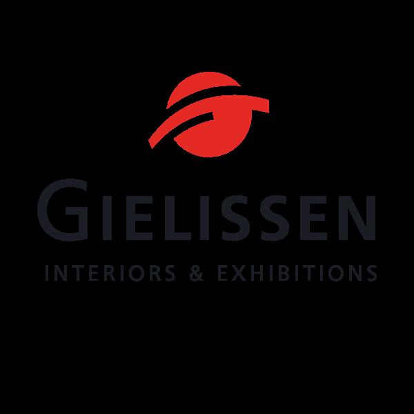 Gielissen Interiors & Exhibitions Logo ,Logo , icon , SVG Gielissen Interiors & Exhibitions Logo