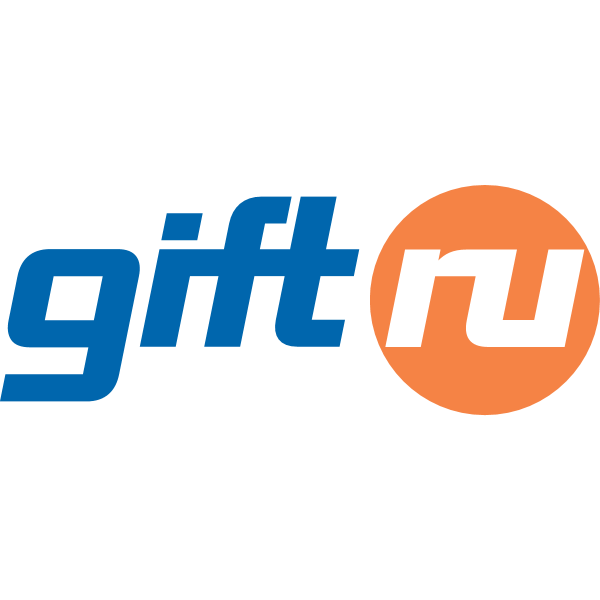 Gift ru Logo ,Logo , icon , SVG Gift ru Logo