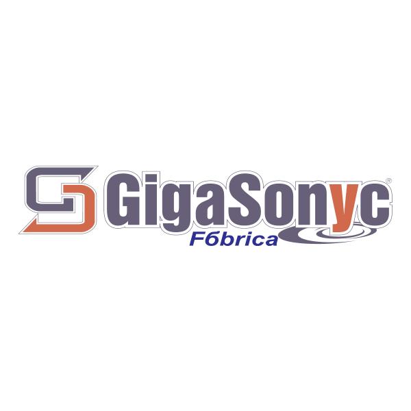 Giga Sonic Logo ,Logo , icon , SVG Giga Sonic Logo