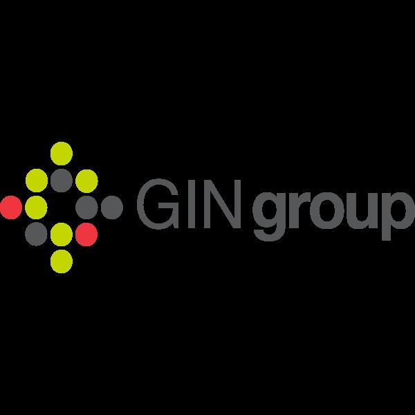 GINgroup Logo ,Logo , icon , SVG GINgroup Logo