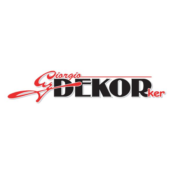 Giorgio Dekor Logo ,Logo , icon , SVG Giorgio Dekor Logo