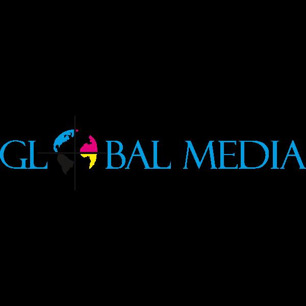 Global Media Logo ,Logo , icon , SVG Global Media Logo