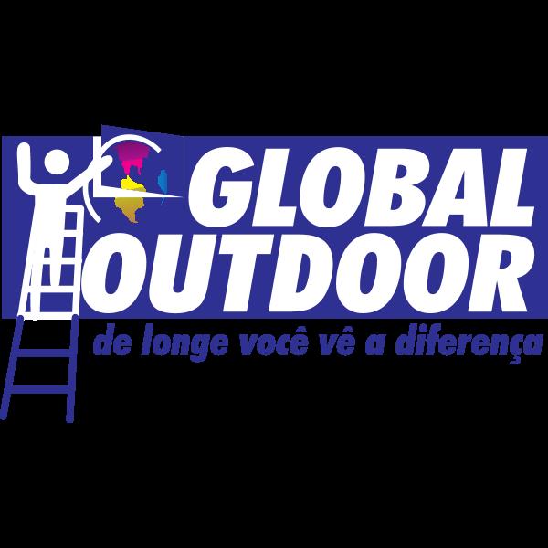 Global Outdoor Logo ,Logo , icon , SVG Global Outdoor Logo