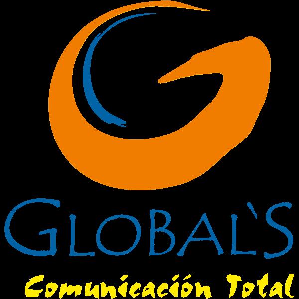 Globals Comunicación Total Logo ,Logo , icon , SVG Globals Comunicación Total Logo