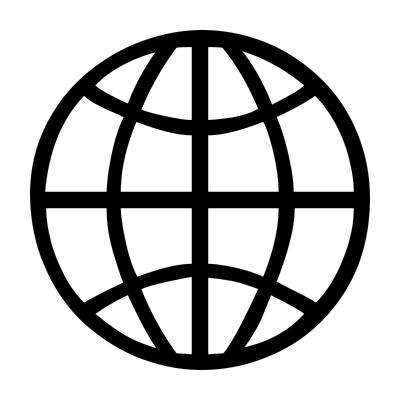 Globe Logo ,Logo , icon , SVG Globe Logo