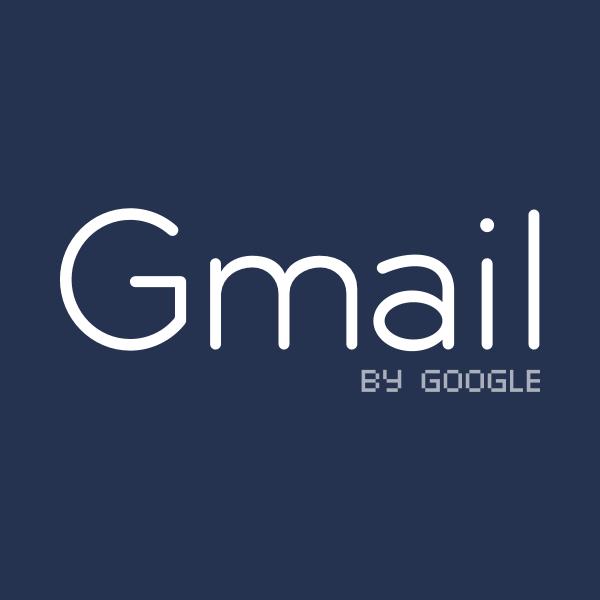 Gmail by Google Logo ,Logo , icon , SVG Gmail by Google Logo