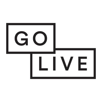 Go Live Logo ,Logo , icon , SVG Go Live Logo