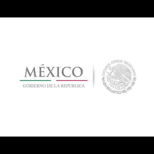 Gobierno de la República México Logo ,Logo , icon , SVG Gobierno de la República México Logo