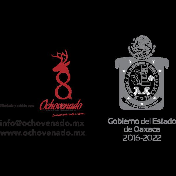 Gobierno del Estado de Oaxaca Logo ,Logo , icon , SVG Gobierno del Estado de Oaxaca Logo
