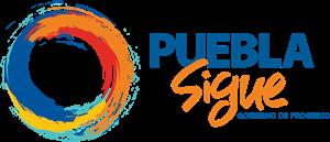 Gobierno Estado de Puebla Logo ,Logo , icon , SVG Gobierno Estado de Puebla Logo