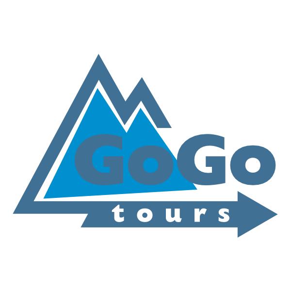 GoGo Tours Logo ,Logo , icon , SVG GoGo Tours Logo
