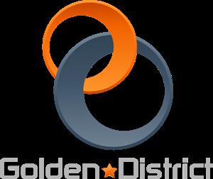 Golden District Directory Logo ,Logo , icon , SVG Golden District Directory Logo